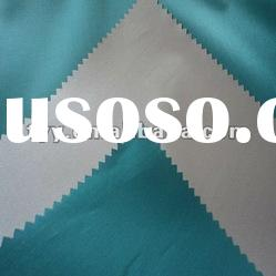 waterproof coated polyester pongee fabric