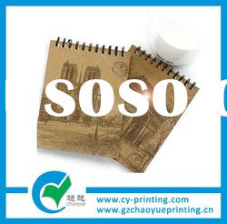 wire o personalized notebook printing in school&office supplies printing