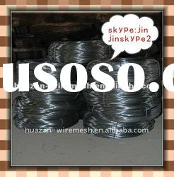 0.1-800kgs/coil BWG8-25 black annealed wire( from professional factory,high quality)