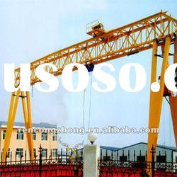 10t MH Model mobile port cantilever gantry Crane for hot sale