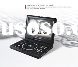 11.5inches TFT LCD portable DVD player(KSD-1180)