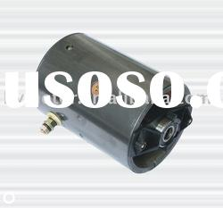 12V hydraulic unit.HY61022 dc motor oil pump dc motors