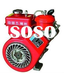 160F small diesel air cooled engine