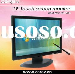 "19"" TFT-LCD Display Monitor with Touch Screen"