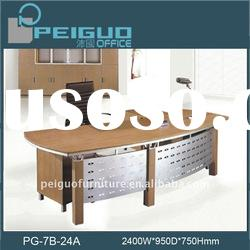 2011# PG-7B-24A Newest High Quality simple office table
