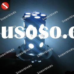 2011 hot sell H7 led auto fog light lamp brightness