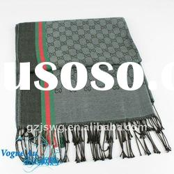 2011 new fashion design classic cotton scarf Scarf /long printed scarf/ brand Shawl Pashmina