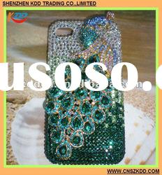 2012 Fashion 4G 3D design crystal case