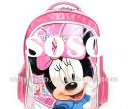 2012 good quality school backpack bags