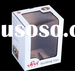 2012 popular customized various styles colorful window box