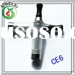 2012 sigelei CE6 clearomizer 1800mah VV variable voltage battery eletronic-zigarette lavatube
