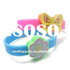 2012 the newest products funny silicone wristband