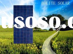 230W poly solar panels with TUV,CE,ROHS