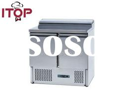 2~8C stainless steel refrigerated sandwich counter