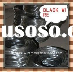 30-70kg/mm2 black annealed wire( from professional factory,high quality)
