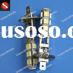 5050-13smd h1 3chip auto fog light led car bulb
