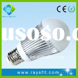 5W E27 high power led bulb lamp