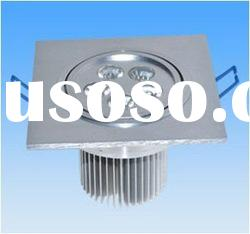 5W high quality LED Ceiling Light- Square