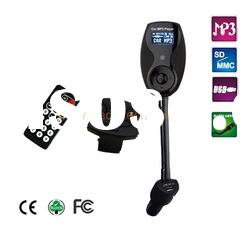 5 in 1 Bluetooth car kit+car mp3 player+FM transmitter+ USB charger