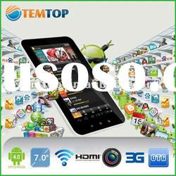 """7"""" Android Capacitive Touch Screen 1GB Allwinner A10 Mid Tablet PC"""