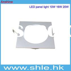 7w led ceiling light square recessed light