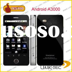A3000 android smart mobile phone with gps wifi
