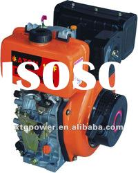 ATON Air cooled Single cylinder 10hp diesel engine