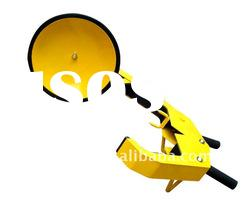Anti-thieft security car steering wheel clamp locks