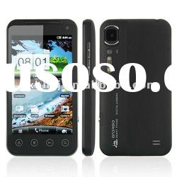 B2000 Android 2.3 OS Smart Phone 3G GPS WiFi 4.0 Inch Multi-touch Screen- Black