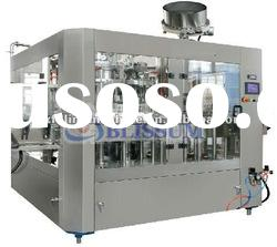 Beer Rinsing Filling Capping Machine