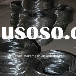 Binding hot sale black wire( own factory,high quality)