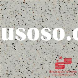 CE SGS Approved Grey Artificial Marble flooring design