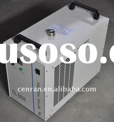 CE water-cooled certified laser water chiller for laser cutting machine