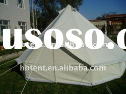 Canvas Family Tent/Outdoor Camping Tent/Sahara Bell Tent