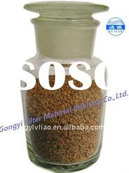 China Manufacturer Selling High Quality Walnut Shell Filter for Waste Oil