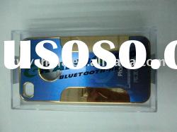 Chrome Hard Case For iPhone 4,Hard cover for iPhone 4.High Quality