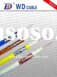Coaxial Cable: RG58/RG59/RG6/RG6U DBS cable/ MATV cable/ CCTV cable/CATV cable
