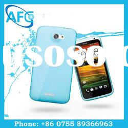 Customized TPU for HTC One X Touch Screen Cases