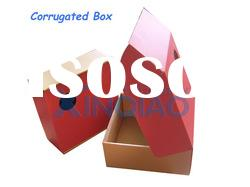 Flute Corrugated cardboard Box / Corrugated Carton Box