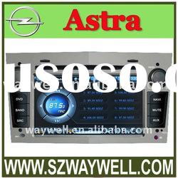 For Opel Astra Vectra Car DVD GPS Navigation Bluetooth Radio IPOD Audio Player with CANBUS