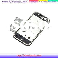 For iphone 4 middle board silver color