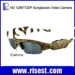 Full HD Hunting Video Glasses Camera in Realtree Camouflage