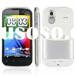 G22+ Smart Phone Android 2.3 OS 3G GPS WiFi 4.3 Inch Multi-touch Screen- White