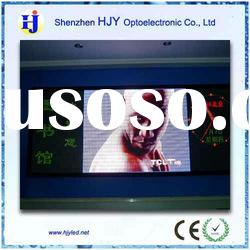 HJY full color indoor led video display led video screen