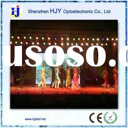 HJY indoor full color led stage display