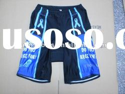 HOT!!2012 new design sublimated print triathlon shorts