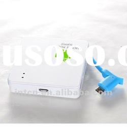 HOT!!!handy power bank bringing cable for smart phones MP001