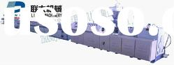 High Output and High Efficiency WPC Profile Production Line Machine Manufacture