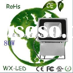 High Power Outdoor LED Lamp 80W