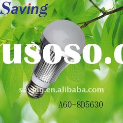 High brightness and long life 5W LED bulb light(A60E27-8D5630)